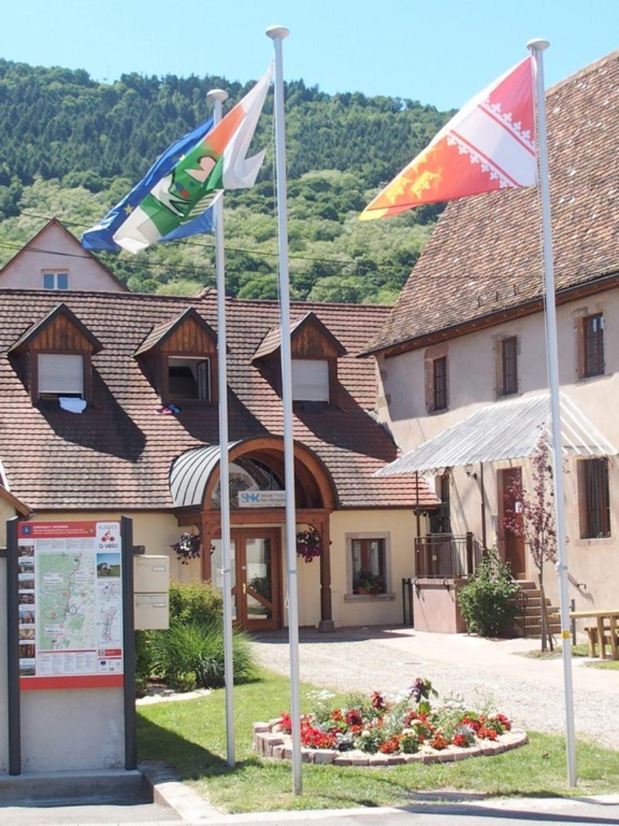 Office de tourisme ouvert en juillet