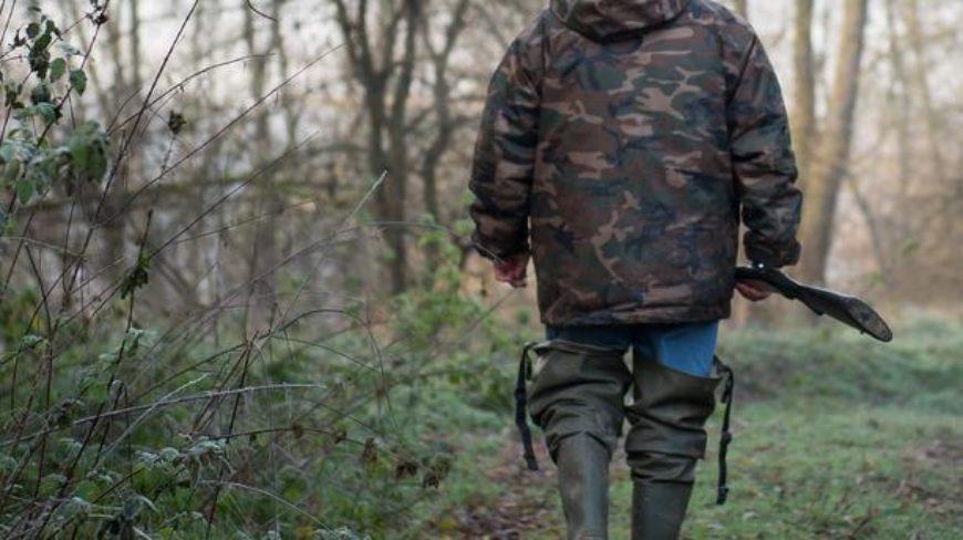 Battue de chasse