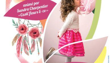 """Atelier de décoration florale """"Duo parent/enfant : une création unique en toute complicité"""""""