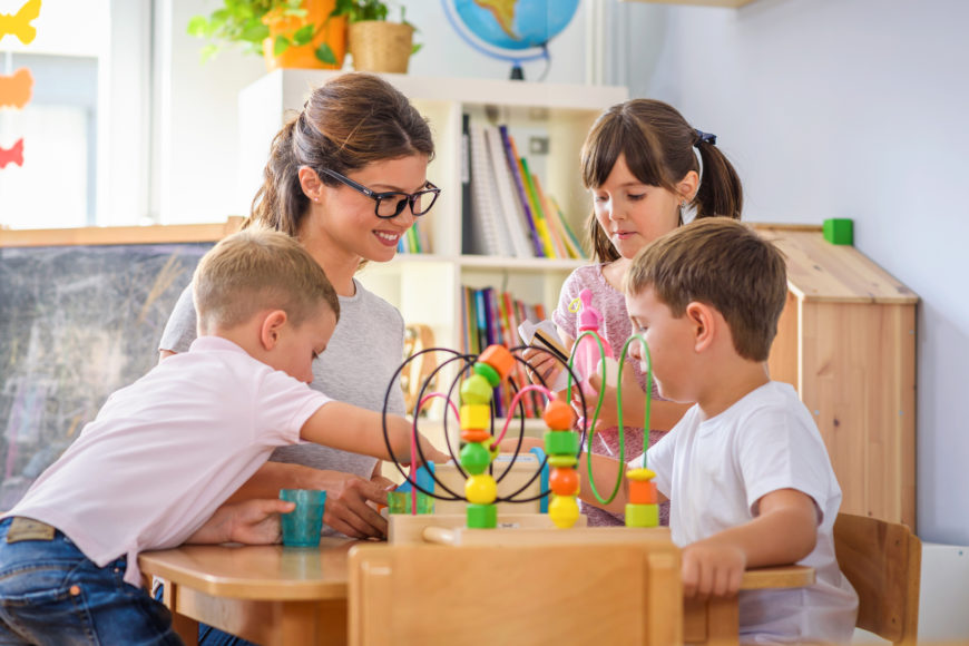 Préinscriptions aux écoles maternelles