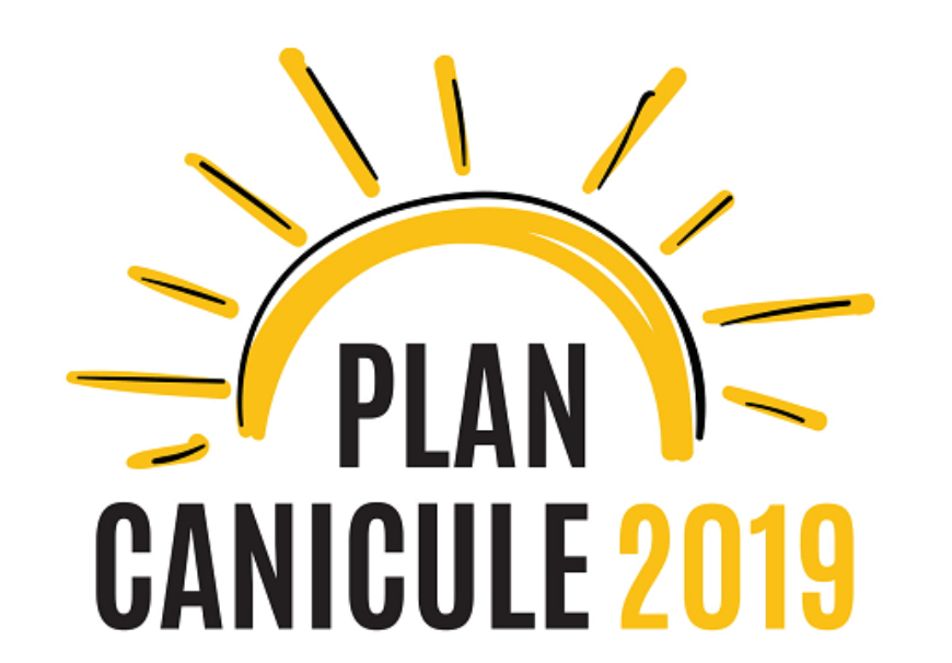 Plan canicule 2019
