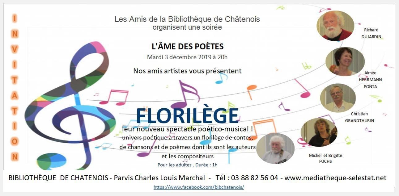 Florilège Biblio
