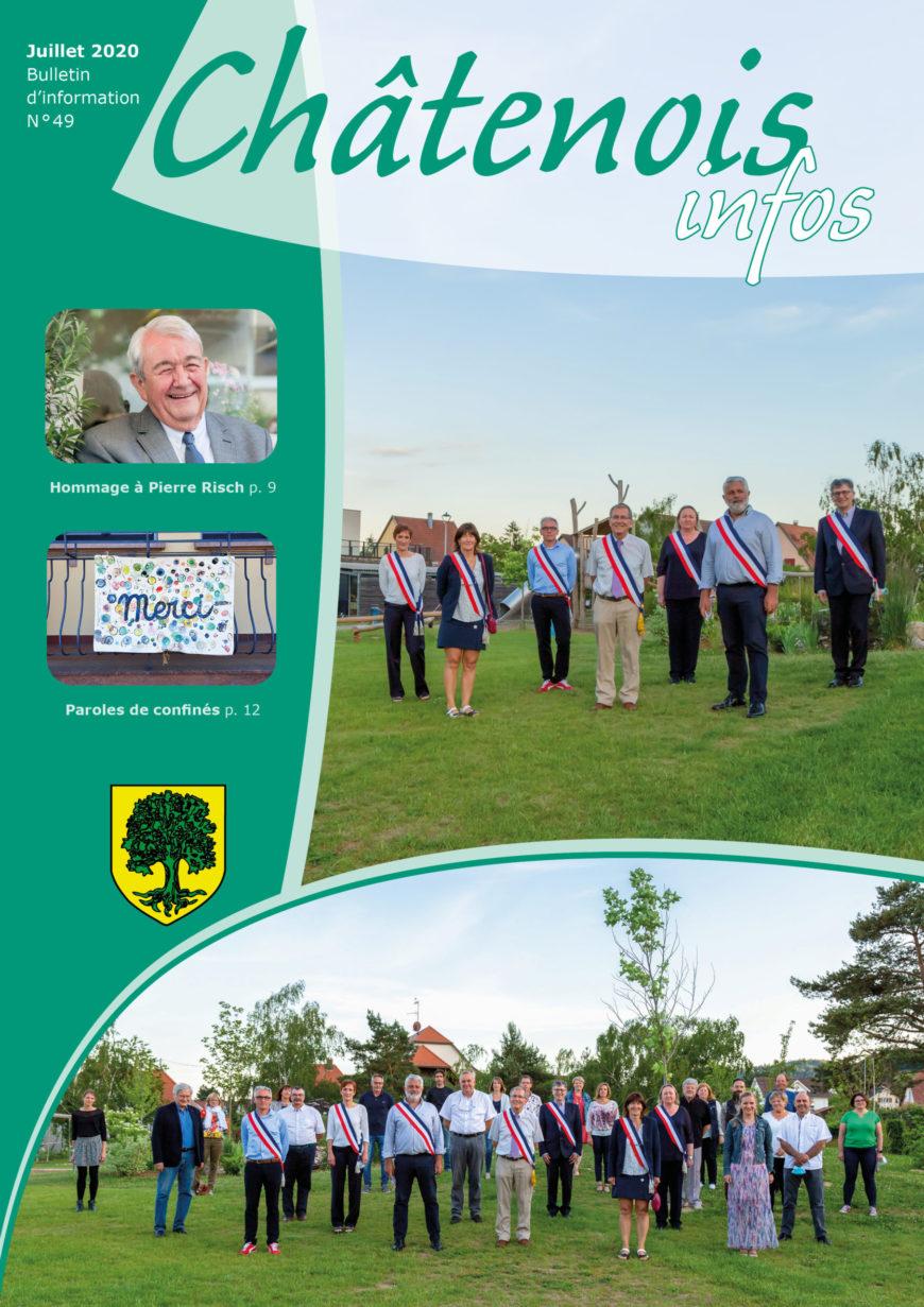 Bulletin municipal – juillet 2020