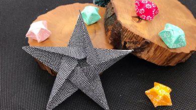 ANNULATION – Atelier fabrication de déco de Noël en origami