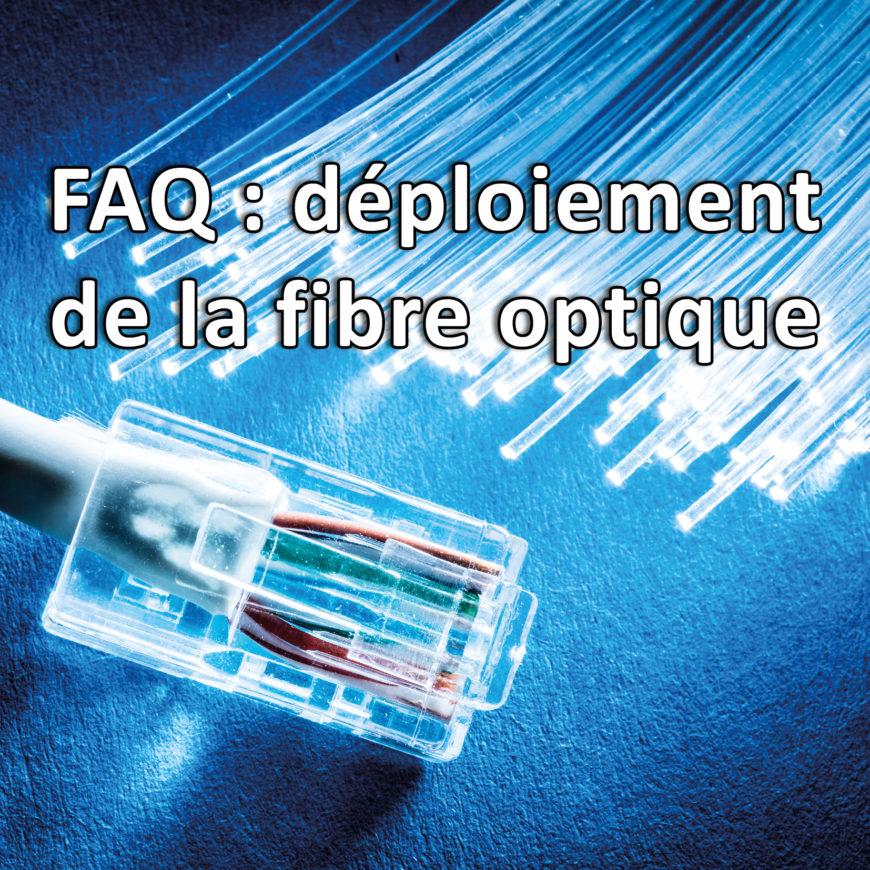 FAQ : déploiement de la fibre optique à Châtenois