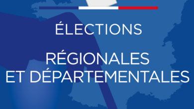 Élections départementales et régionales : premier tour