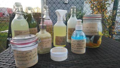 Atelier de fabrication de cosmétiques au naturel