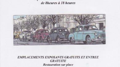16ème Bourse d'échanges Autos et Motos Anciennes